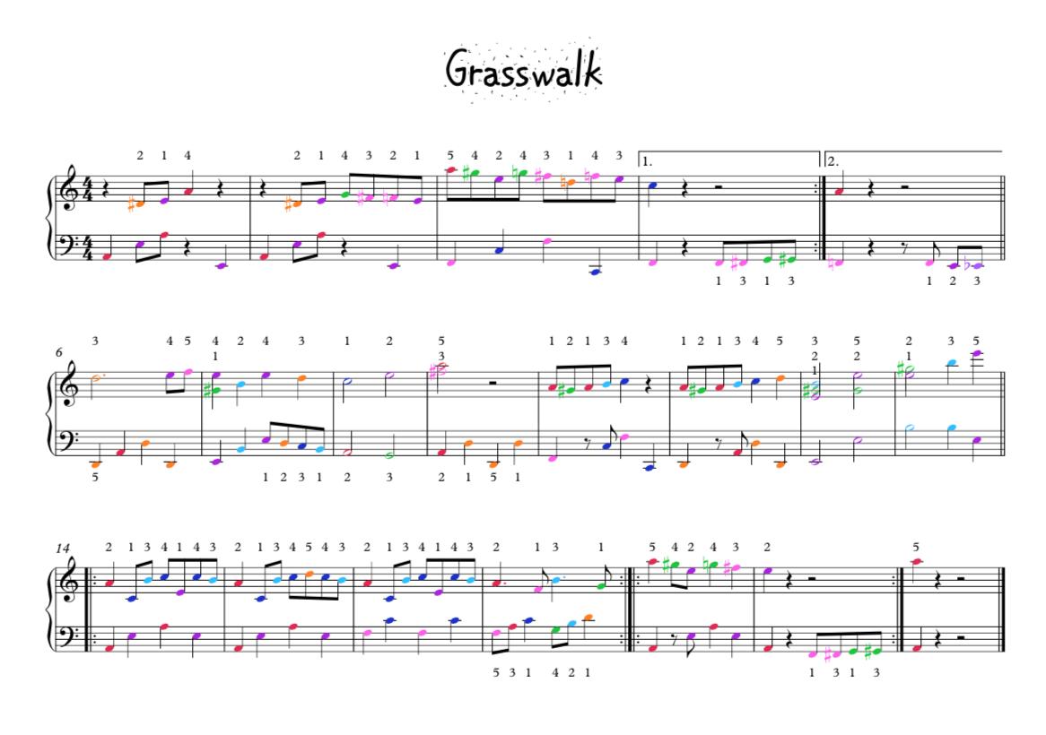 Grasswalk Image