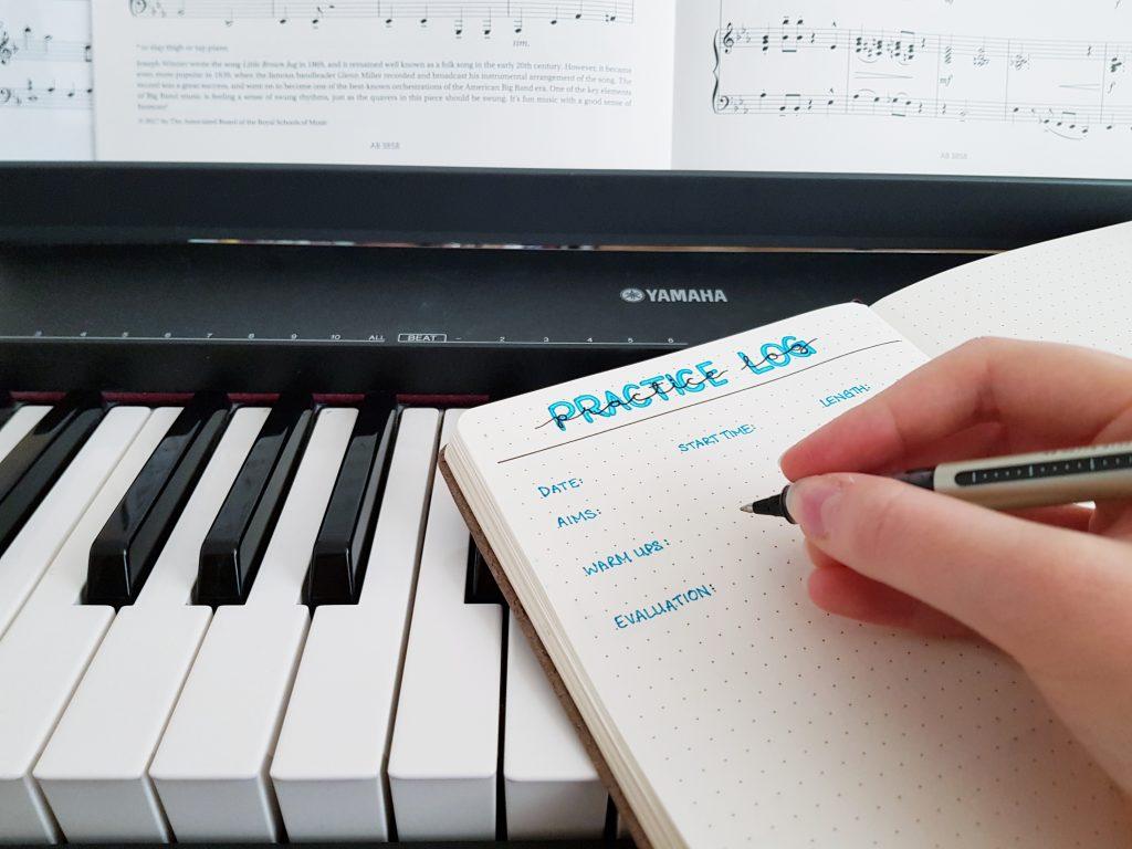 Practice Notebook